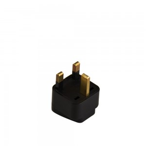 UK Plug Adapter – Push On