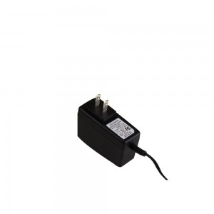 Int'l Power Adapter, USA plug, 12vdc (Input 100-240~50/60hz)