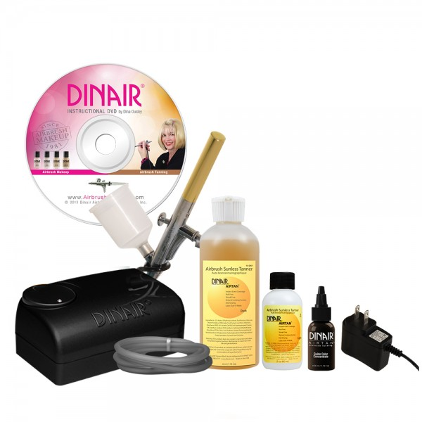 Tanning Airbrush Deluxe Kit System