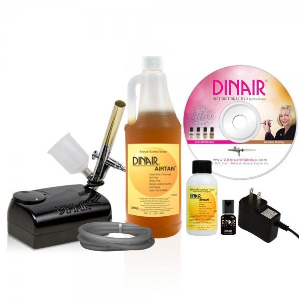 Airbrush Tanning – Starter Kit