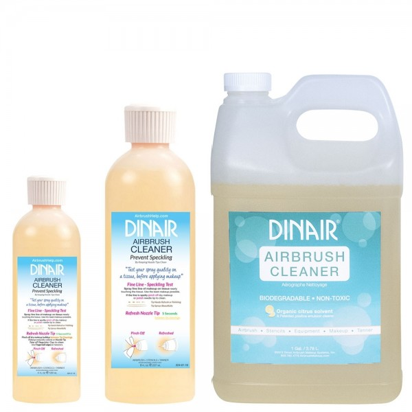 Airbrush Cleaner by Dinair