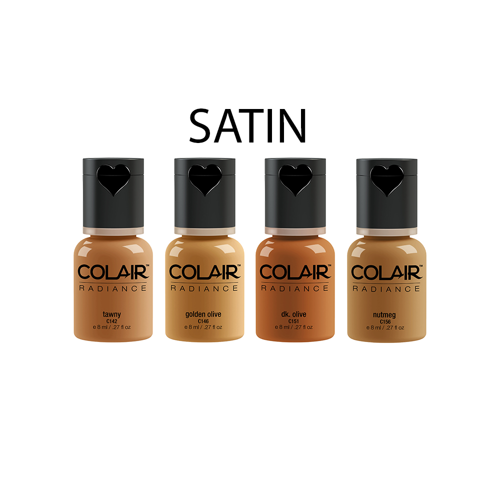 Radiance Foundation Collection - Tan .27 fl oz