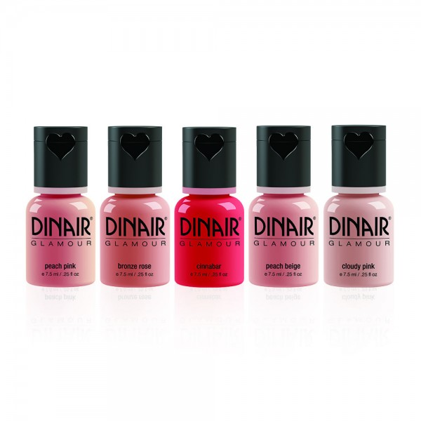 Lip and Blush Collection  .27 fl oz