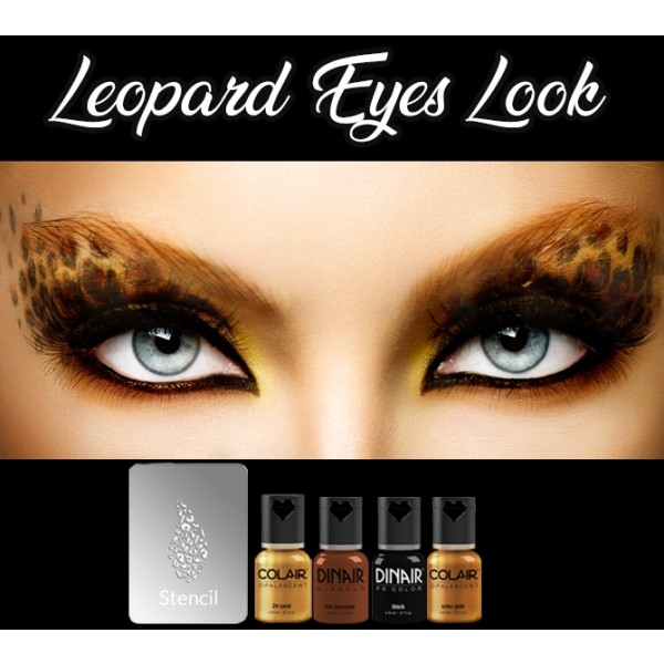 Leopard Eye Look Color Collection