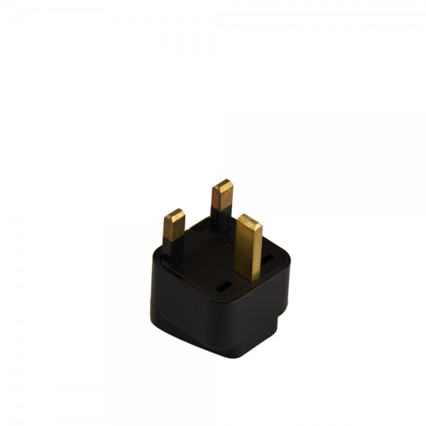 UK Plug - Prong Adapter - Push On