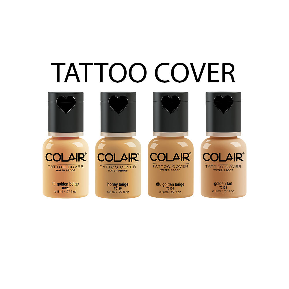 Xtreme Matte Tattoo Cover Collection - Medium .27 fl oz