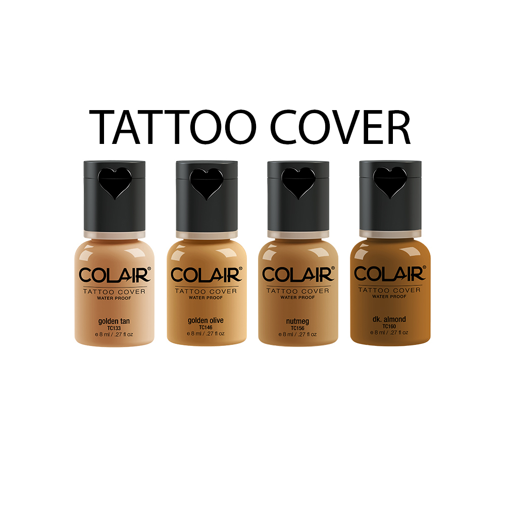 Xtreme Matte Tattoo Cover Collection - Tan .27 fl oz