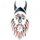 Celtic Warrior - Stencil by Dinair