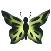 Butterfly - Stencil by Dinair