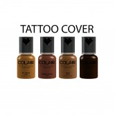 Xtreme Matte Tattoo Cover Collection - Dark .27 fl oz