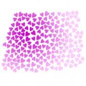 Micro Hearts Stencil