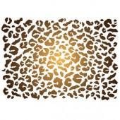 Micro Leopard Stencil