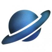 Saturn - Stencil by Dinair