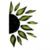 Sunflower Mask - Stencil by Dinair