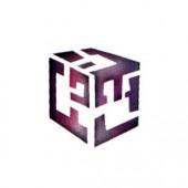 3D-cube - Stencil by Dinair