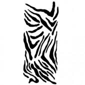 Zebra Skin-Stencil