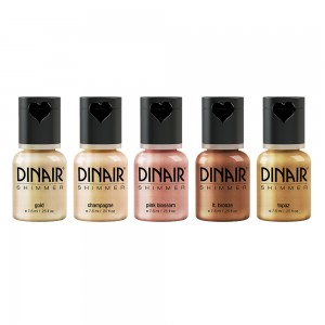 Face and Body Shimmer Collection  .27 fl oz