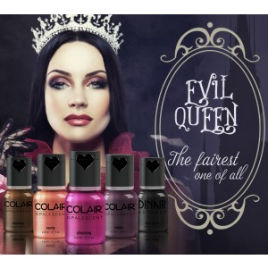 Evil Queen Color Collection