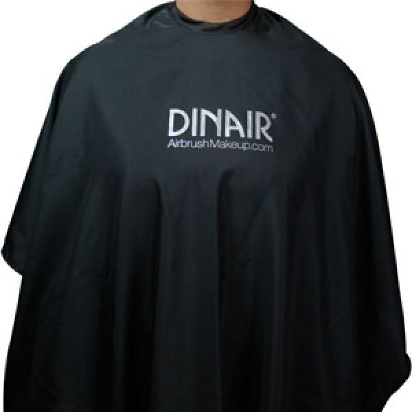 Dinair Cape -  Silver Dinair Logo (small)