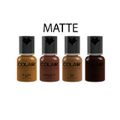 Matte Foundation Collection - Dark .27 fl oz