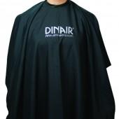 Dinair Cape -  Silver Dinair Logo