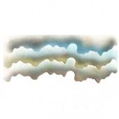 Clouds Edge Shield - Stencil by Dinair
