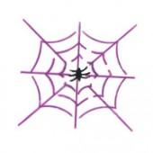 Spider Web - Stencil by Dinair