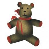 Teddy - Stencil by Dinair
