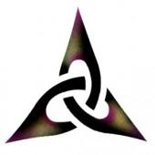 Triad - Stencil by Dinair