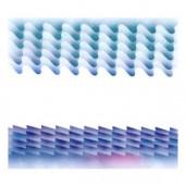 Wave Edges Shield - Stencil by Dinair